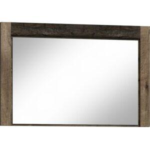 Tempo Kondela Zrcadlo INFINITY 12 jasan tmavý + kupón KONDELA10 na okamžitou slevu 10% (kupón uplatníte v košíku)