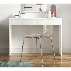 Casarredo Toaletní stolek ASTRAL bílá