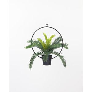 Černá závěsná dekorace na květináč Really Nice Things, ⌀ 30 cm