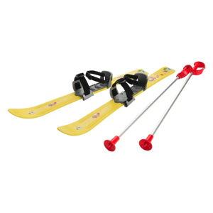 Dětské žluté lyže Gizmo Baby Ski, 70 cm