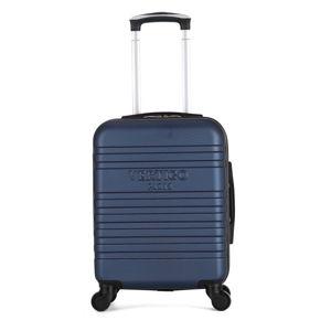 Tmavě modrý cestovní kufr na kolečkách VERTIGO Mureo Valise Cabine, 34l