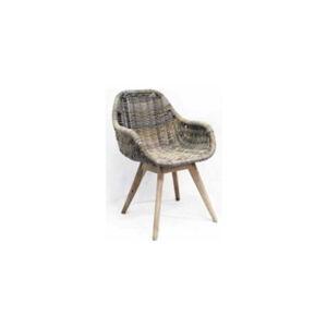 Interiérová ratanová židle Ego Dekor Gardenia, výška 83 cm