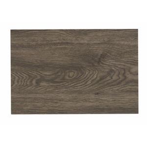 Plastové prostírání Tiseco Home Studio Grey Wood, 30x45cm