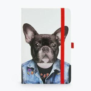 Zápisník Just Mustard Go Wild Dog, 150stránek