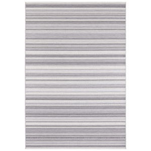 Světle šedý koberec vhodný i na ven Elle Decor Secret Calais, 80 x 150 cm