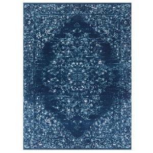 Tmavě modrý koberec Nouristan Pandeh, 160 x 230 cm