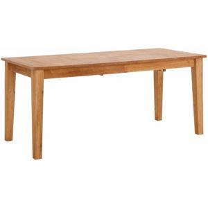 Dřevěný rozkládací jídelní stůl Støraa Amarillo, 150x76cm
