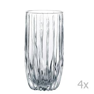 Sada 4 sklenic z křišťálového skla Nachtmann Prestige, 325ml