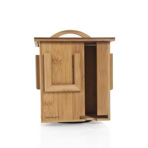 Bambusový box na čaje Bambum Tiste
