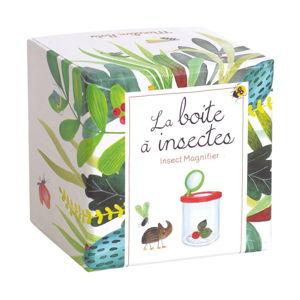 Krabička na hmyz se zvětšovacím sklíčkem Moulin Roty