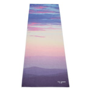 Ručník na jógu Yoga Design Lab Hot Sunrise, 340 g