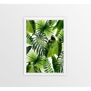Plakát Piacenza Art Leaf, 33,5 x 23,5 cm