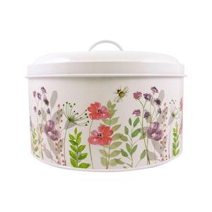 Přenosný box na dort David Mason In Bloom, ⌀ 24,5 cm