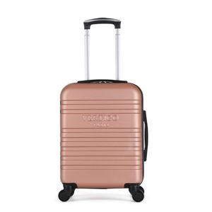 Růžový cestovní kufr na kolečkách VERTIGO Mureo Valise Cabine, 34l