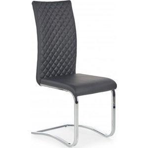 Halmar Jídelní židle K-293 krémová