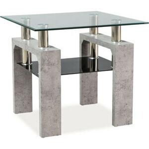Casarredo Konferenční stolek LISA D beton