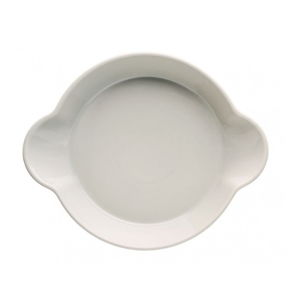 Béžová porcelánová mísa Sagaform Piccadilly Billy, 23x28,5cm