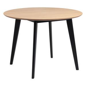 Jídelní stůl v dekoru dubového dřeva Actona Roxby,ø105cm