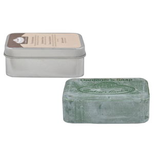Zahradní mýdlo vhliníkové krabičce Esschert Design