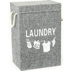Autronic Koš na prádlo plátěný DD3103