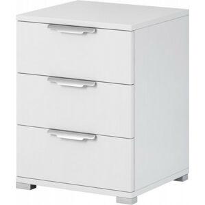 Falco Noční stolek Izzy 3s bílý