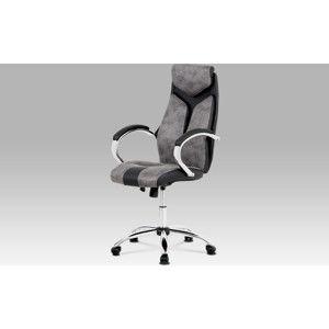 Autronic Kancelářská židle KA-N520 GREY