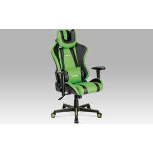 Autronic Kancelářská židle KA-V609 GRN