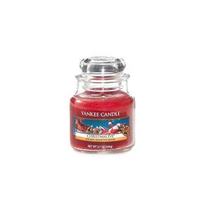Vonná svíčka Yankee Candle Štědrý Večer, doba hoření 25 - 40 hodin