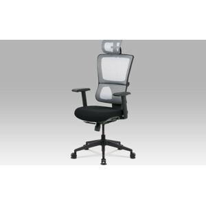 Autronic Kancelářská židle KA-M04 WT