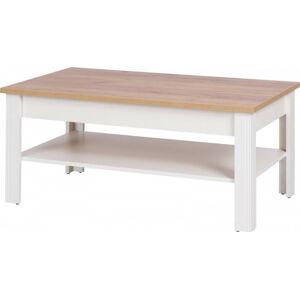 Falco Konferenční stolek Bacardi R16 dub zlatý/crem