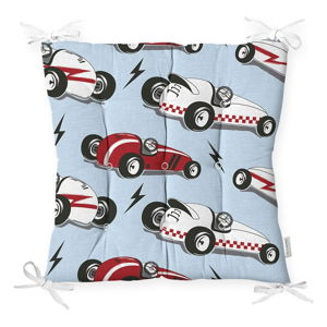 Podsedák na židli Minimalist Cushion Covers Boy Kids Car, 40 x 40 cm