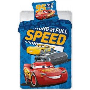 Forclaire Dětské povlečení Cars Speed