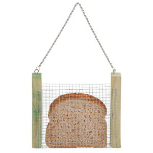Ptačí krmítko na chléb Esschert Design, šířka16,9cm