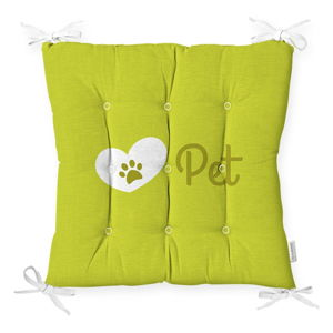 Podsedák na židli Minimalist Cushion Covers Pet Seat, 40 x 40 cm