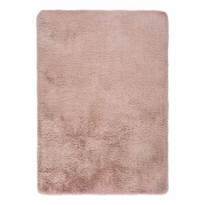 Růžový koberec Universal Alpaca Liso, 60 x 100 cm