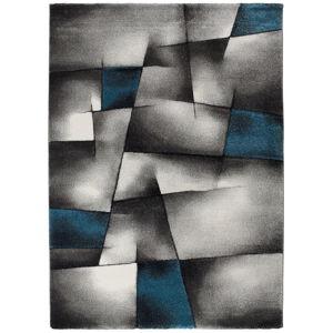 Modro-šedý koberec Universal Malmo, 160x230cm