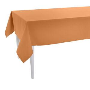 Oranžový ubrus Apolena Plain Orange, 170x240cm