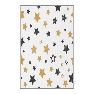 Dětský protiskluzový koberec Homefesto Stars,80x150cm