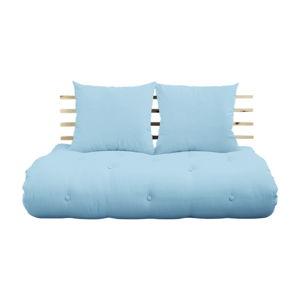 Variabilní pohovka Karup Design Shin Sano Natural Clear/Light Blue