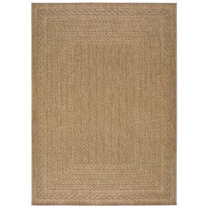 Béžový venkovní koberec Universal Jaipur Berro, 120 x 170 cm