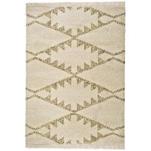 Béžový koberec Universal Zaida Mostaza, 200 x 290 cm