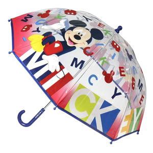 Dětský deštník Ambiance Mickey, ⌀71cm