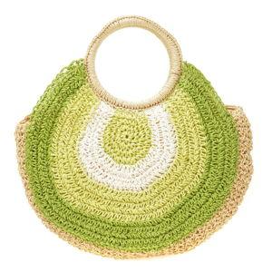 Zelená dámská kabelka Sofia Cardoni