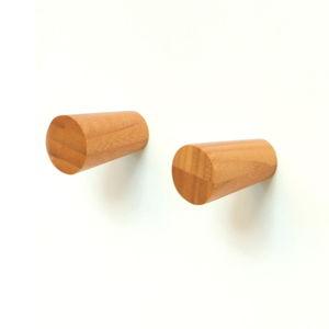 Sada 2 bambusových háčků Wireworks Mezza