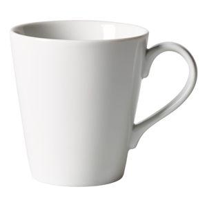 Bílý porcelánový hrnek Like by Villeroy & Boch Group, 0,35 l