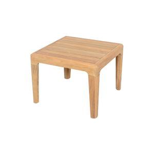Zahradní odkládací stolek z teakového dřeva Ezeis Aquariva