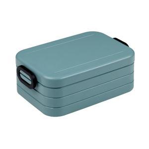 Tmavě zelený obědový box Rosti Mepal Break Midi
