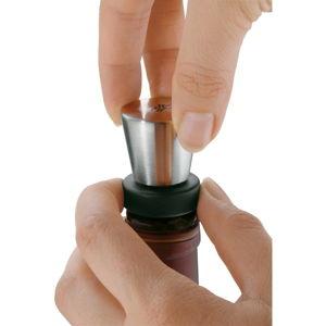 Nerezová zátka na víno WMF Cromargan® Clever & More