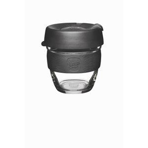 Cestovní hrnek s víčkem KeepCup Brew Black, 227 ml