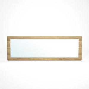 Dřevěné nástěnné zrcadlo Artemob Campton